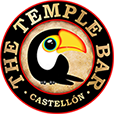 The Temple Bar Castellón Logo